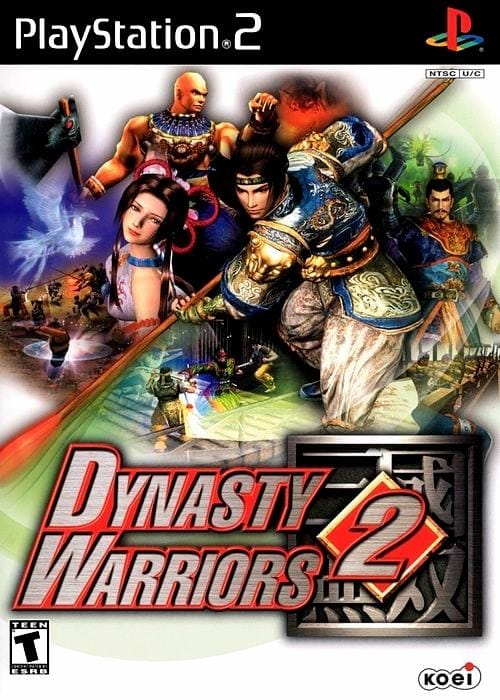 Dynasty Warriors 2 Sony PlayStation 2 Game - Gandorion Games