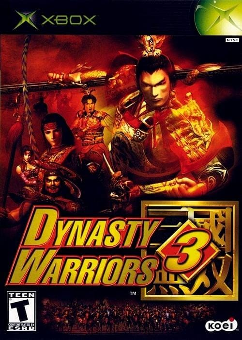 Dynasty Warriors 3 Xbox - Gandorion Games