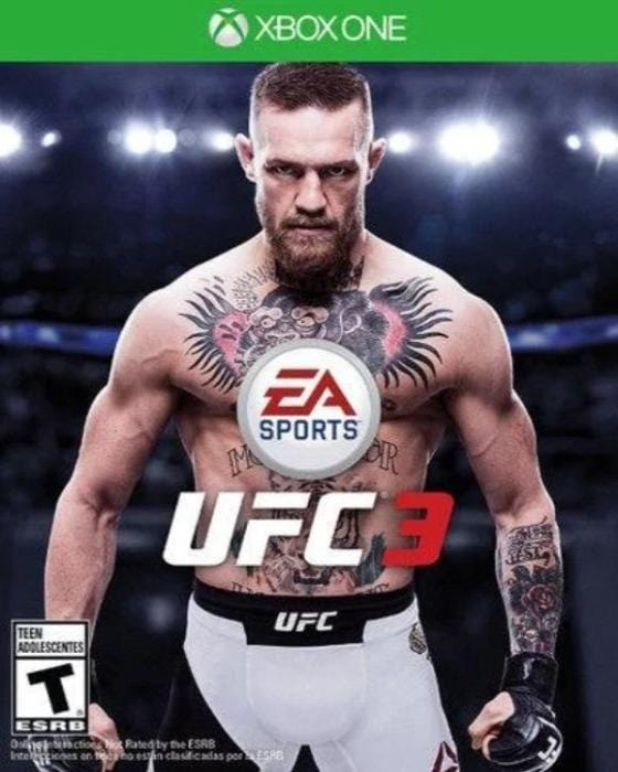 EA Sports UFC 3 Xbox One - Gandorion Games
