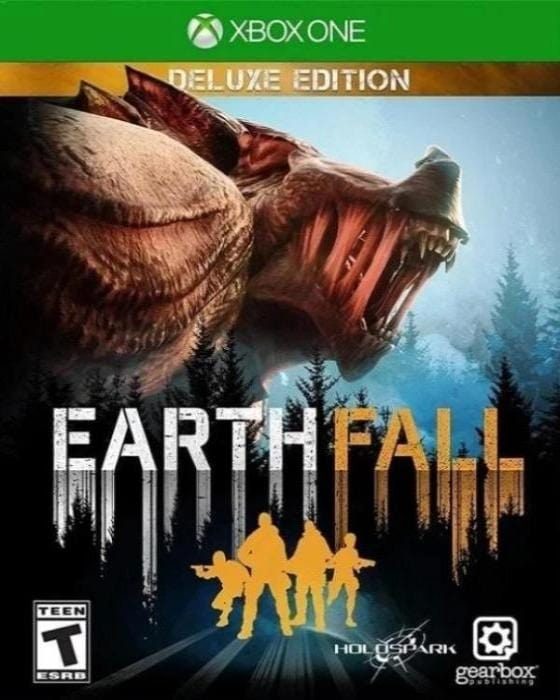 Earthfall Deluxe Edition Xbox One - Gandorion Games