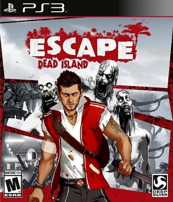 Escape Dead Island - Sony PlayStation 3 - Gandorion Games