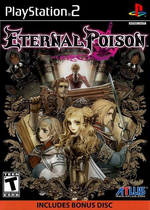 Eternal Poison Sony PlayStation 2 - Gandorion Games