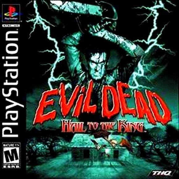 Evil Dead Hail to the King Sony PlayStation - Gandorion Games