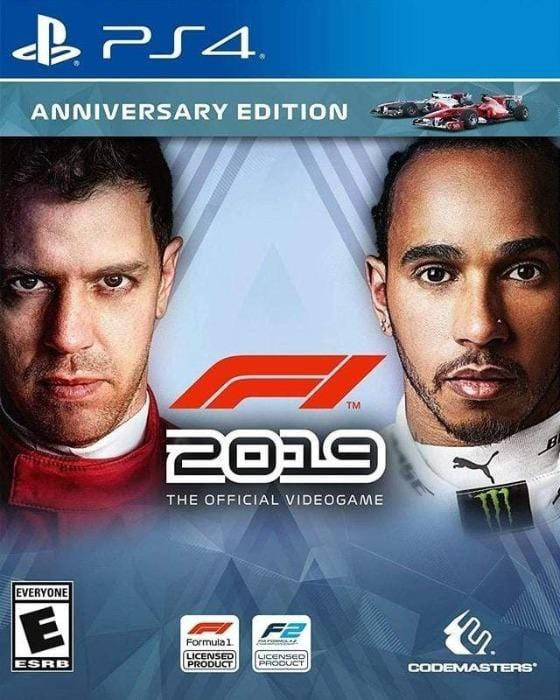 F1 2019 Anniversary Edition Sony PlayStation 4 - Gandorion Games