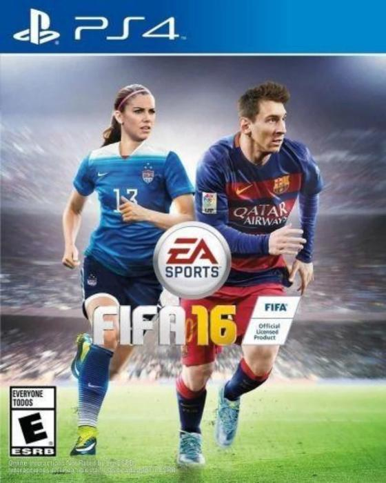 FIFA 16 Sony PlayStation 4 - Gandorion Games