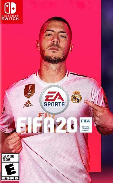 FIFA 20 Nintendo Switch - Gandorion Games