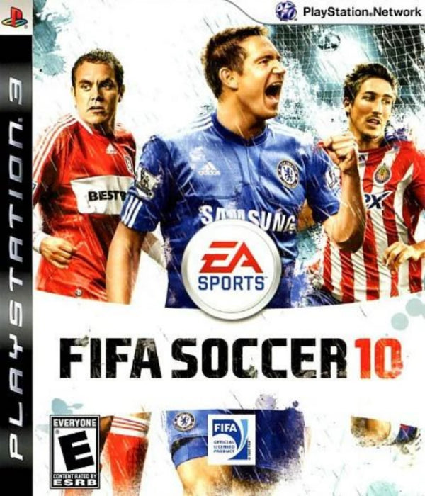 FIFA Soccer 10 Sony PlayStation 3 - Gandorion Games