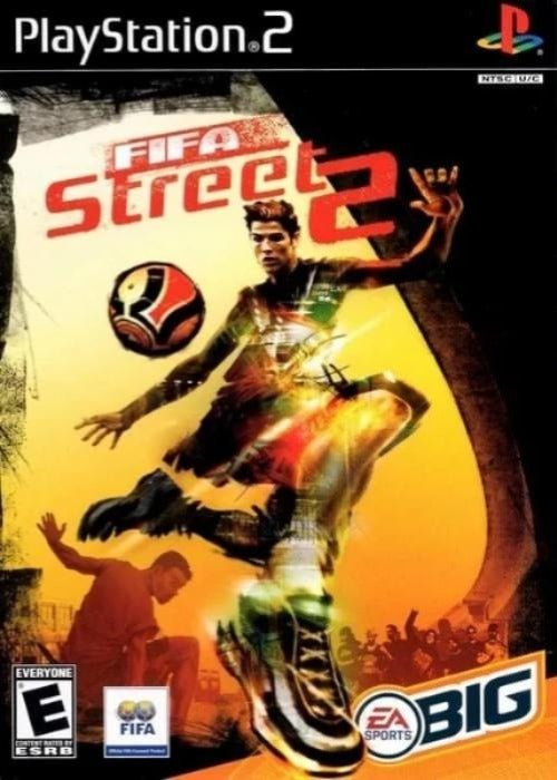 FIFA Street 2 Sony PlayStation 2 - Gandorion Games