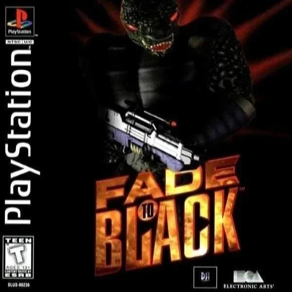 Fade to Black PlayStation 1 - Gandorion Games