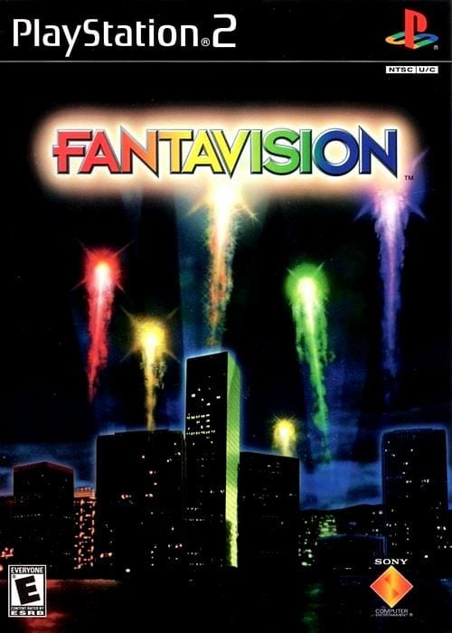 Fantavision - Sony PlayStation 2 - Gandorion Games
