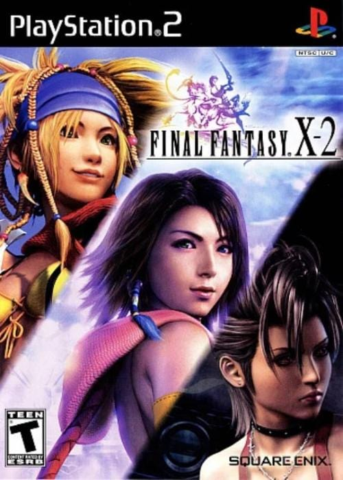 Final Fantasy X-2 Sony PlayStation 2 Game - Gandorion Games