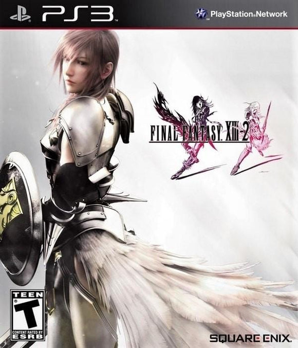 Final Fantasy XIII-2 Sony PlayStation 3 - Gandorion Games