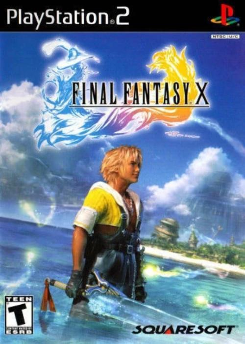 Final Fantasy X Sony PlayStation 2 - Gandorion Games
