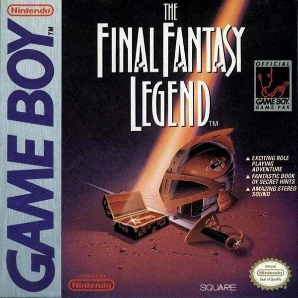 The Final Fantasy Legend Nintendo Game Boy - Gandorion Games
