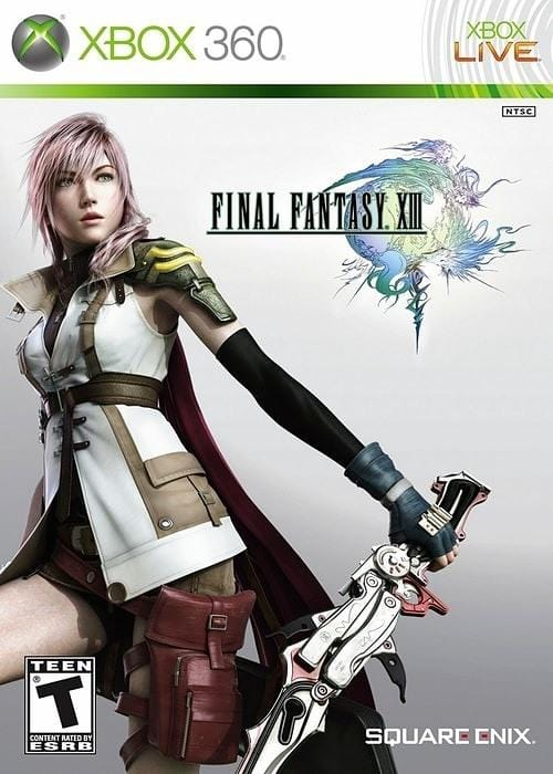 Final Fantasy XIII Xbox 360 - Gandorion Games