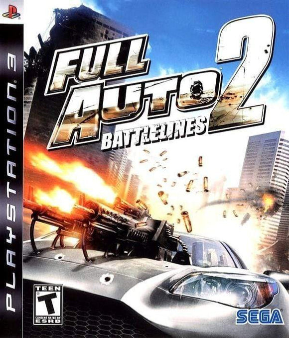 Full Auto 2 Battlelines PlayStation 3 - Gandorion Games