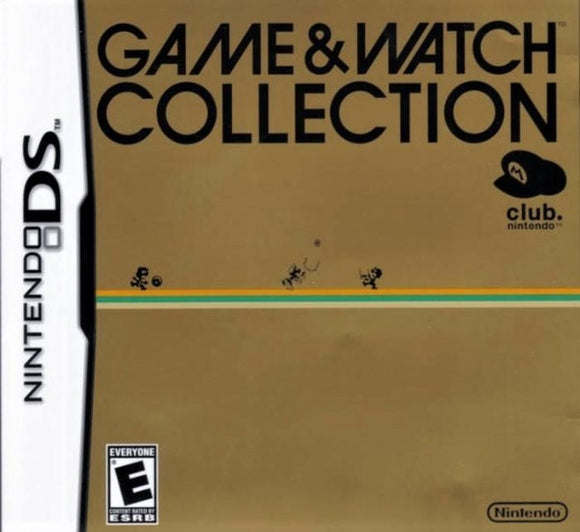 Game & Watch Collection Nintendo DS Game - Gandorion Games