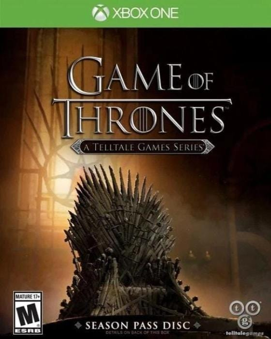 Game of Thrones A Telltale Games Series Xbox One - Gandorion Games