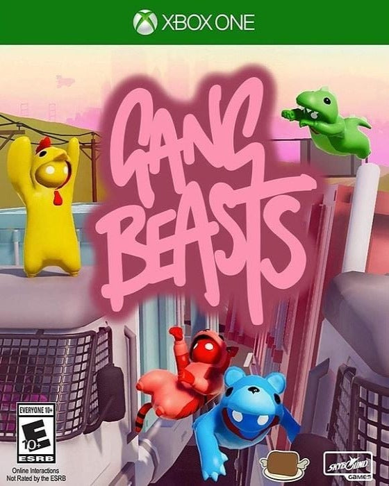 Gang Beasts - Xbox One - Gandorion Games