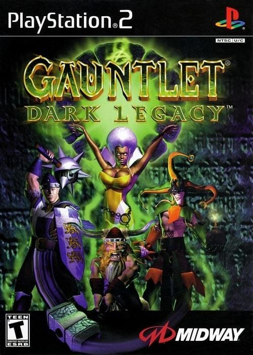 Gauntlet Dark Legacy Sony PlayStation 2 - Gandorion Games