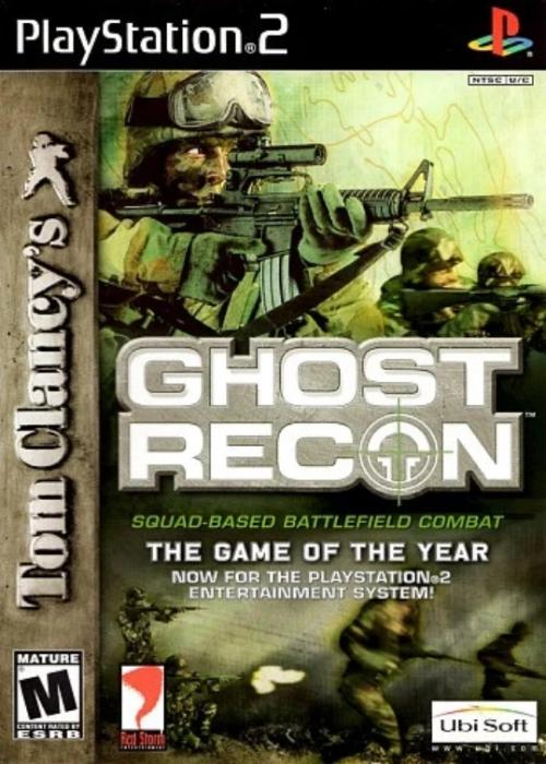 Tom Clancy's Ghost Recon - PlayStation 2 - Gandorion Games