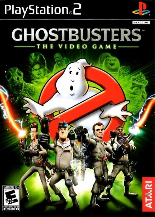 Ghostbusters The Video Game Sony PlayStation 2 - Gandorion Games