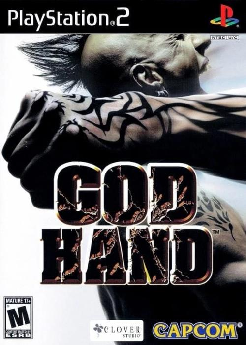 God Hand PlayStation 2 Game