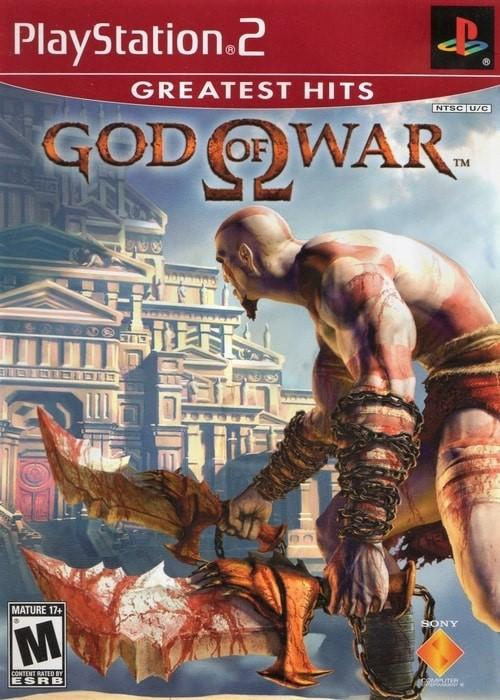 God of War (Greatest Hits) Sony PlayStation 2 Game - Gandorion Games