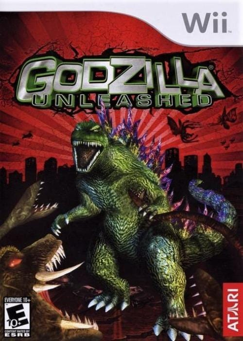 Godzilla Unleashed Nintendo Wii Game - Gandorion Games