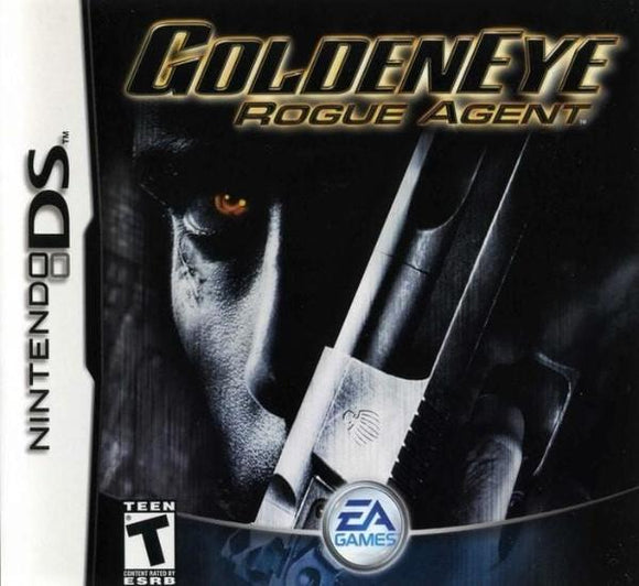Goldeneye Rogue Agent Nintendo DS Game - Gandorion Games