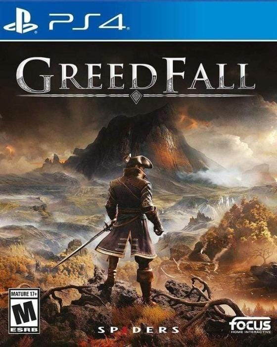 Greedfall Sony PlayStation 4 - Gandorion Games