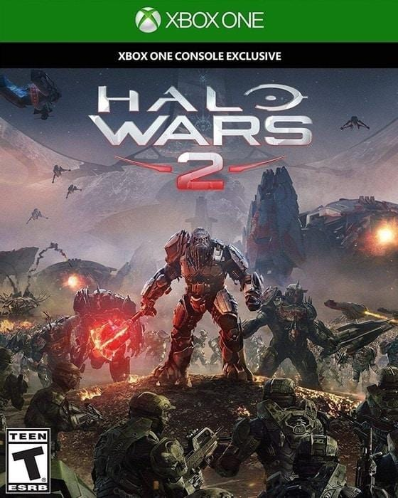 Halo Wars 2 Microsoft Xbox One Game - Gandorion Games