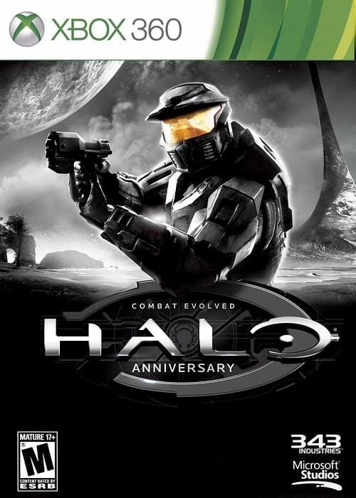 Halo Combat Evolved Anniversary Microsoft Xbox 360 Game - Gandorion Games