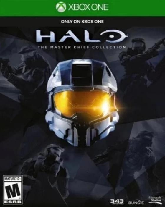Halo: The Master Chief Collection Microsoft Xbox One Game - Gandorion Games