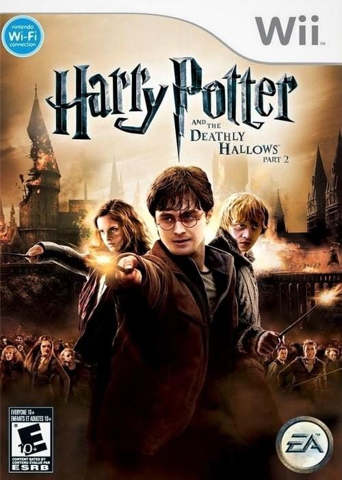 Harry Potter and the Deathly Hallows Part 2 Nintendo Wii - Gandorion Games