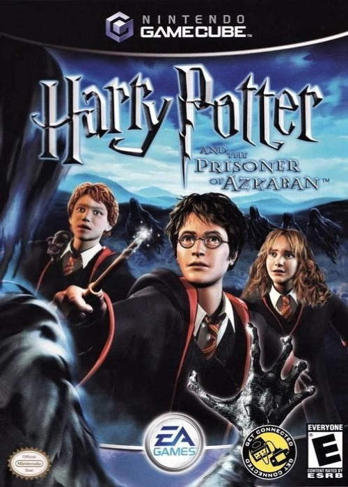 Harry Potter and the Prisoner of Azkaban Nintendo GameCube - Gandorion Games