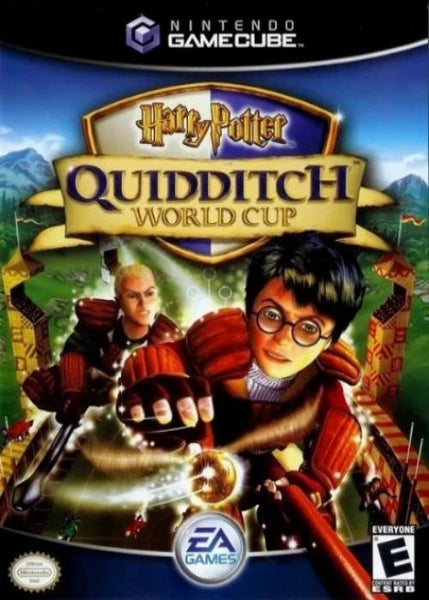 Harry Potter Quidditch World Cup Nintendo GameCube - Gandorion Games