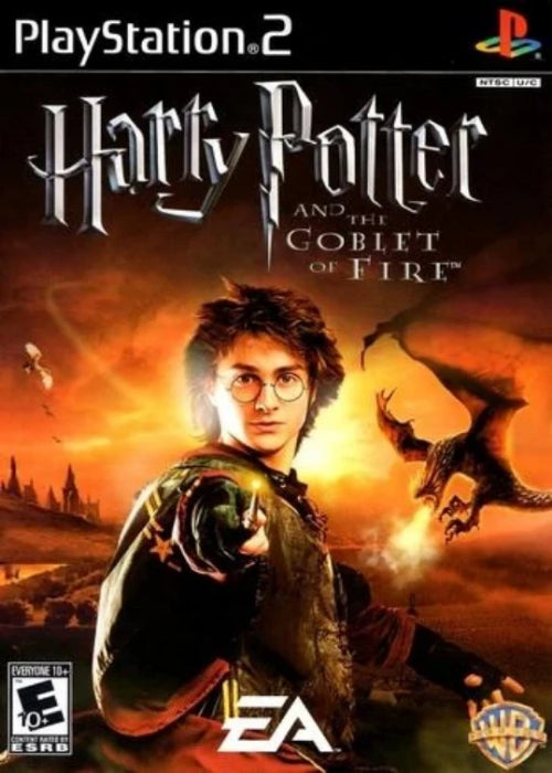 Harry Potter and the Goblet of Fire Sony PlayStation 2 Game - Gandorion Games