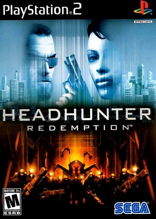 Headhunter Redemption Sony PlayStation 2 Game - Gandorion Games