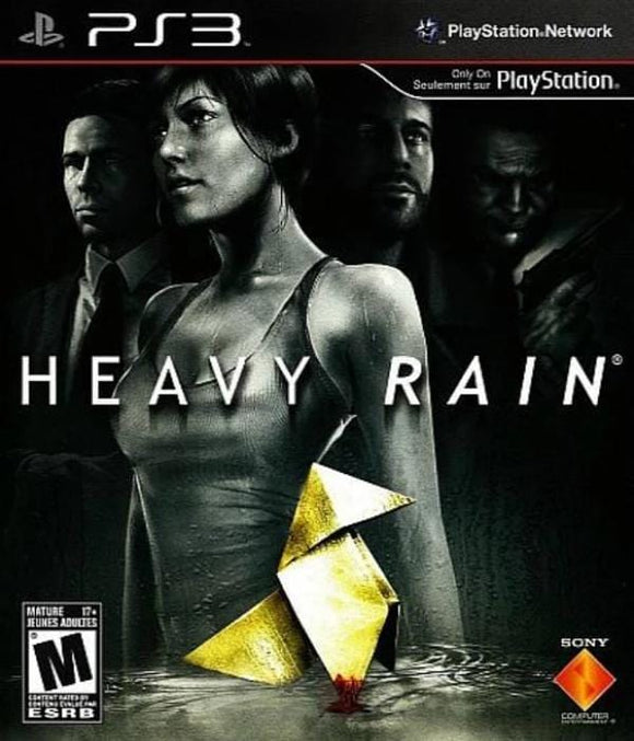 Heavy Rain Sony PlayStation 3 - Gandorion Games