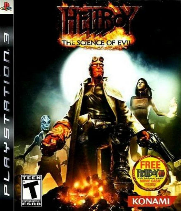 Hellboy: The Science of Evil PlayStation 3 - Gandorion Games