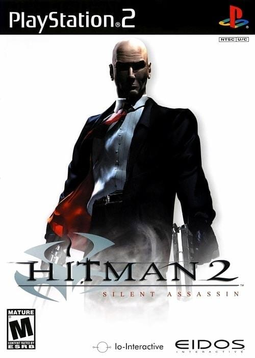 Hitman 2 Silent Assassin Sony PlayStation 2 Game - Gandorion Games