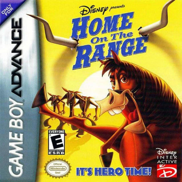 Home on the Range Nintendo Game Boy Advance - Gandorion Games