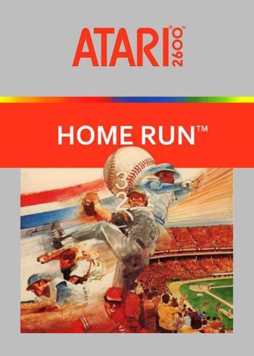 Home Run Atari 2600 Game - Gandorion Games