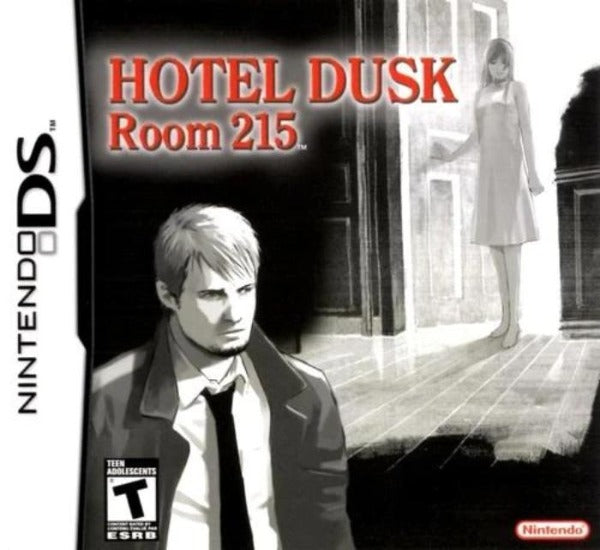 Hotel Dusk Room 215 Nintendo DS Game - Gandorion Games