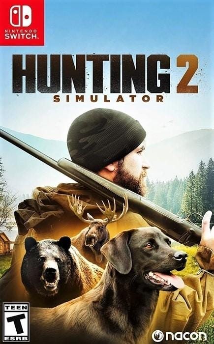 Hunting Simulator 2 Nintendo Switch - Gandorion Games