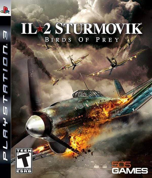 IL-2 Sturmovik Birds of Prey Sony PlayStation 3 - Gandorion Games