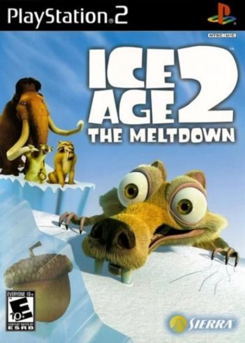 Ice Age 2 The Meltdown Sony PlayStation 2 Game - Gandorion Games