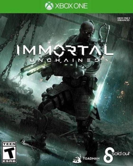 Immortal Unchained Xbox One - Gandorion Games