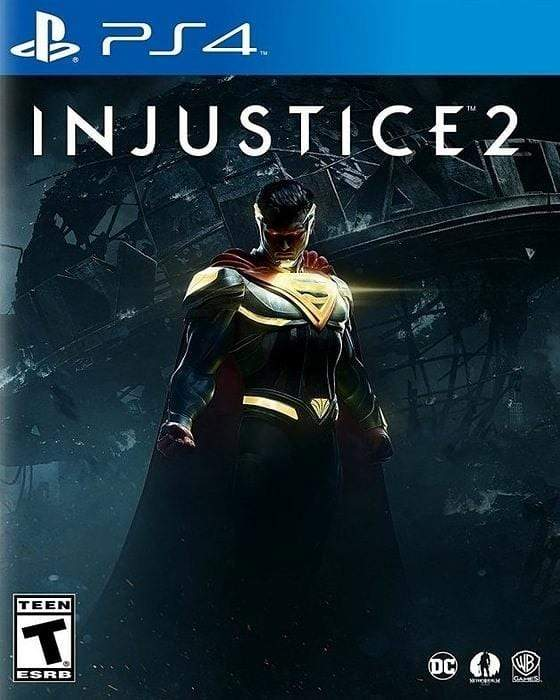 Injustice 2 PlayStation 4 - Gandorion Games